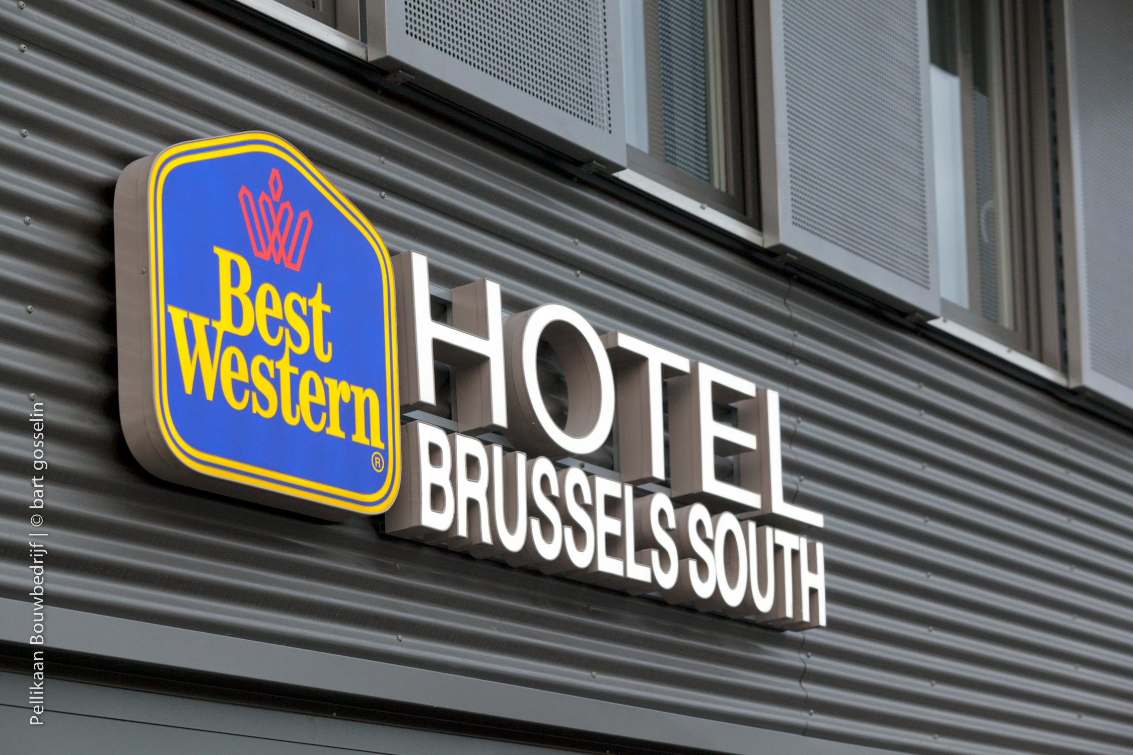 BEST WESTERN Hotel Brussels South (E19/Ruisbroek ...